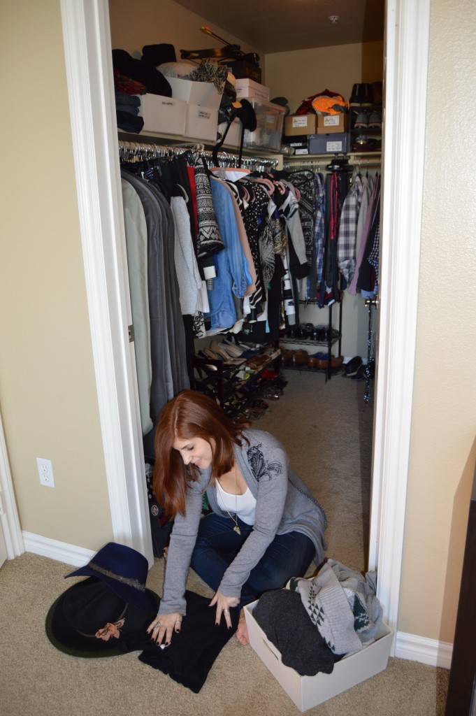 How to clean out your closet and how i handled this - Cleaning out your closet ...