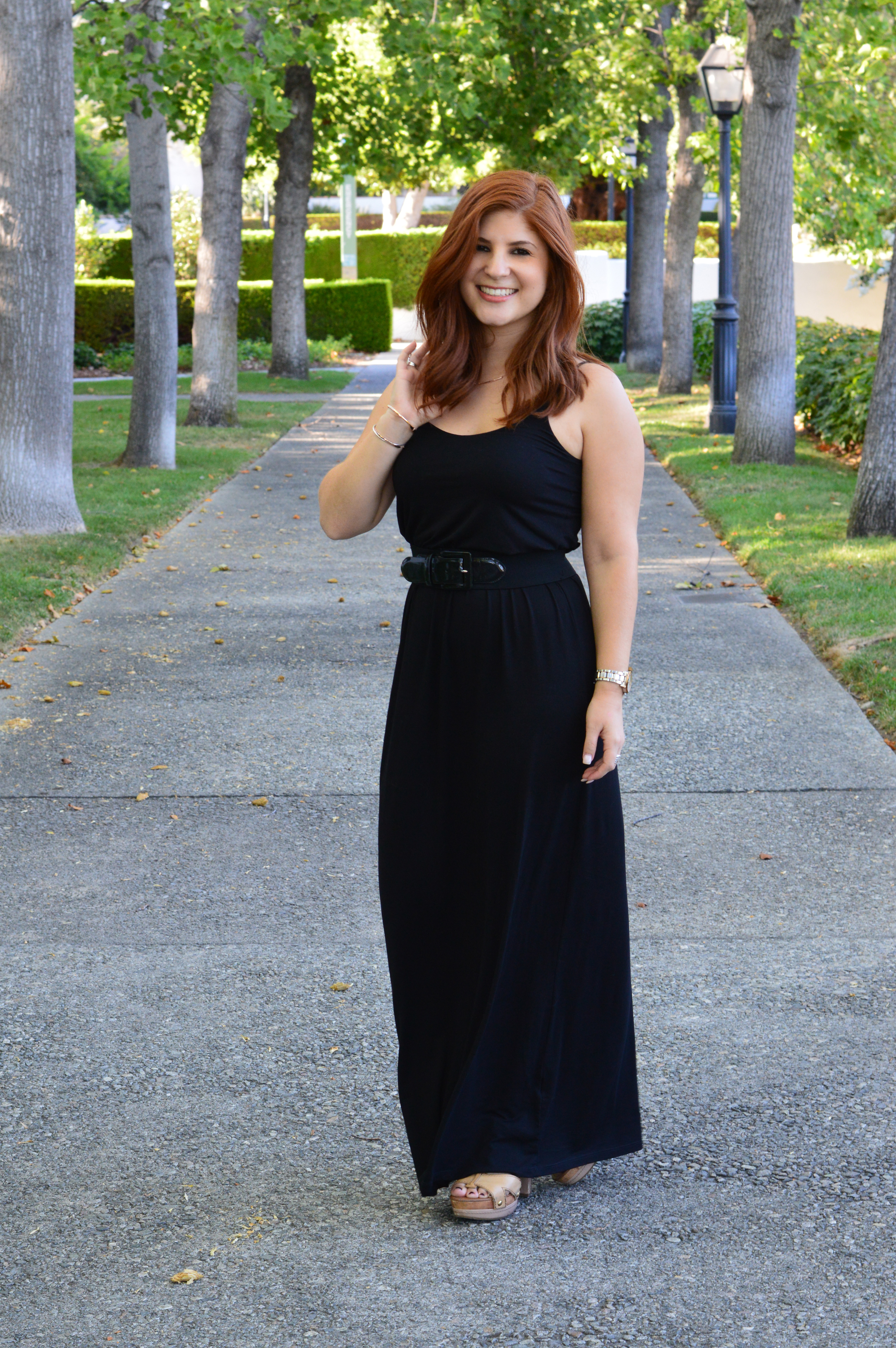 How to Wear Your Maxi Dress All Year Long - Write Styles