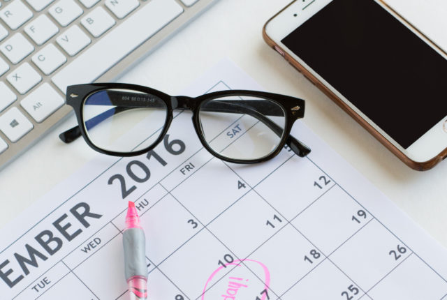 The Key to Staying Focused Before a Holiday Vacation