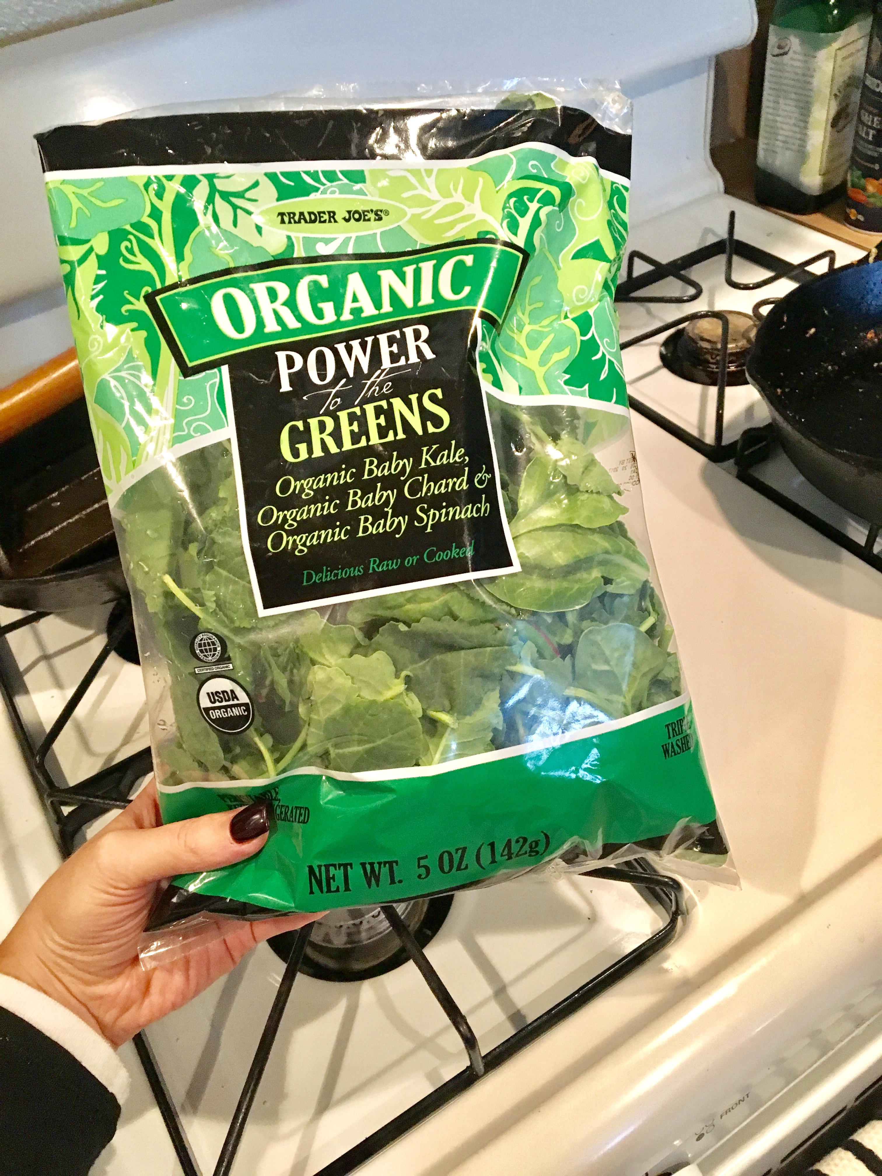 Power Green Pesto