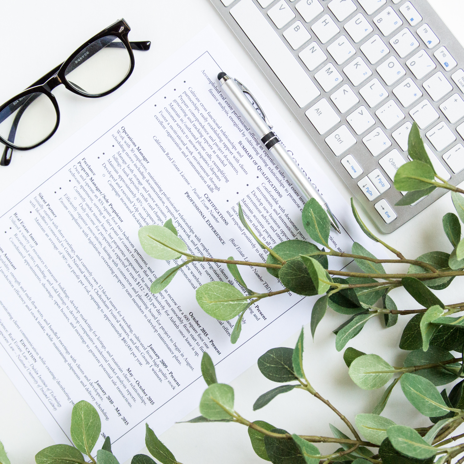how to make your resume more effective