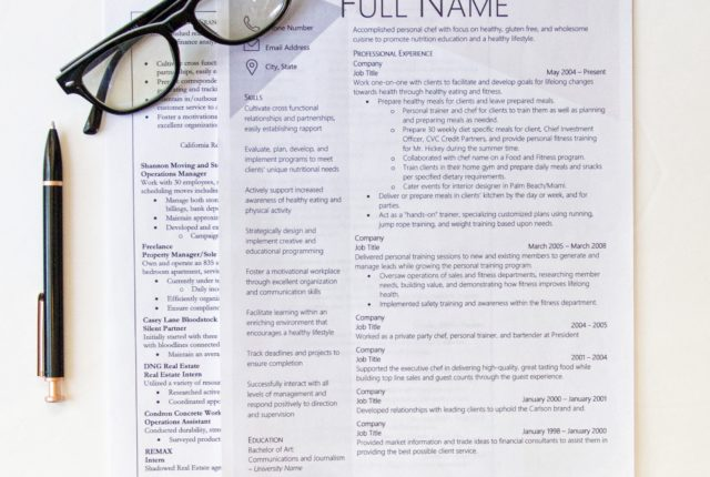Figuring Out The Perfect Length For Your Resume