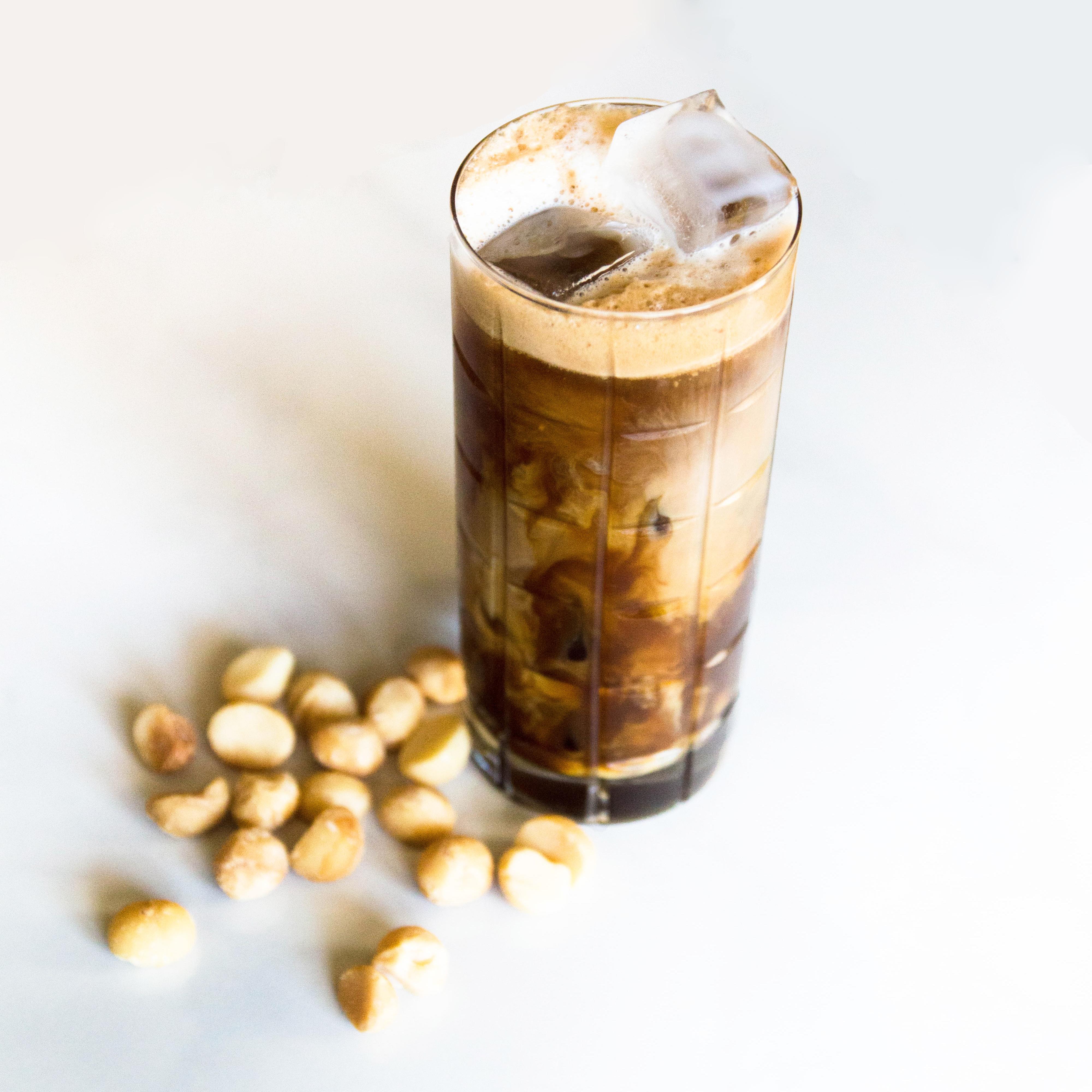 Macadamia Nut Latte